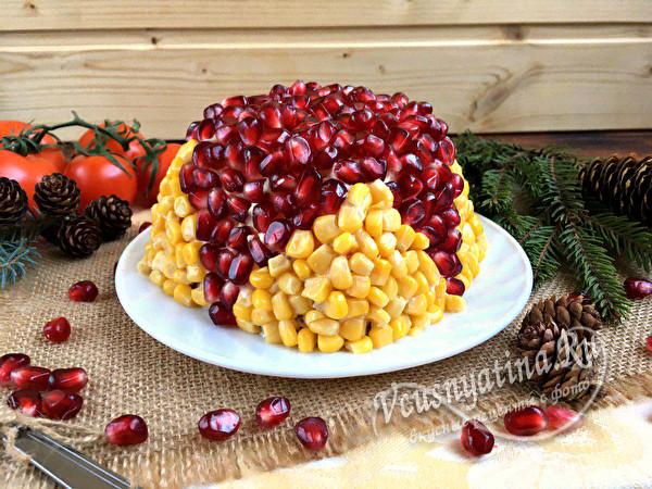 """Салат """"Король стола"""" на праздничный стол. Просто необыкновенный салат!"""
