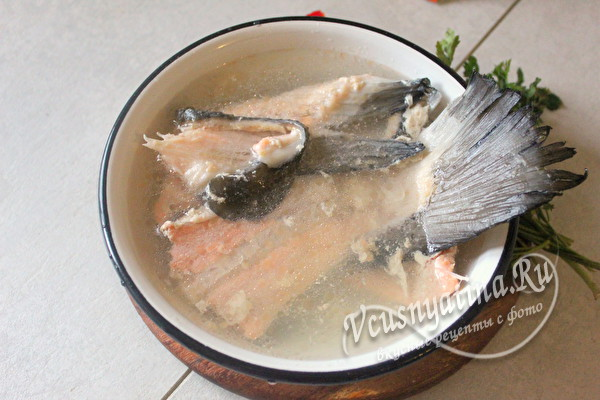 варим рыбу