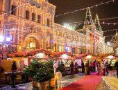Рождество и Новый год в Москве