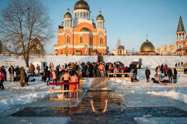 Какого числа Крещение Господне в 2021 году - история и традиции праздника