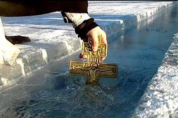 Где установят купели на Крещение в Москве в 2021 году - адреса популярных мест