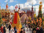 Масленица в Москве