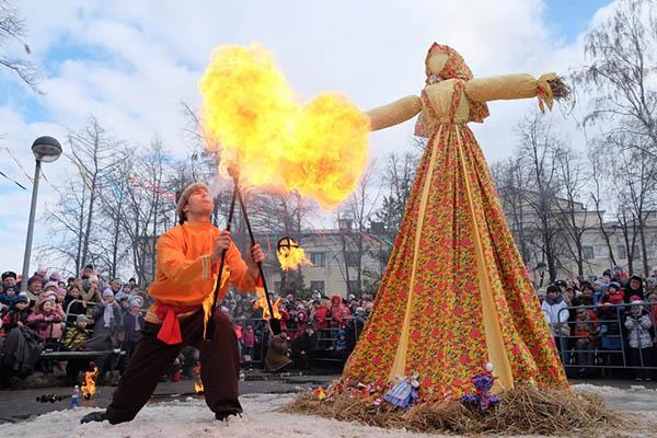 Программа мероприятий на Масленицу 2021 в Ярославле