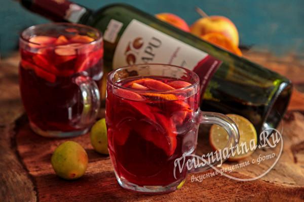 Сангрия - домашний напиток