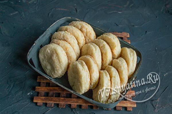 остывшие печенья