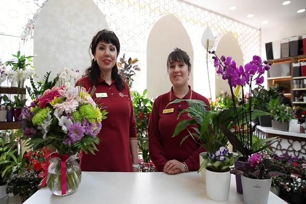 цветочные флористы