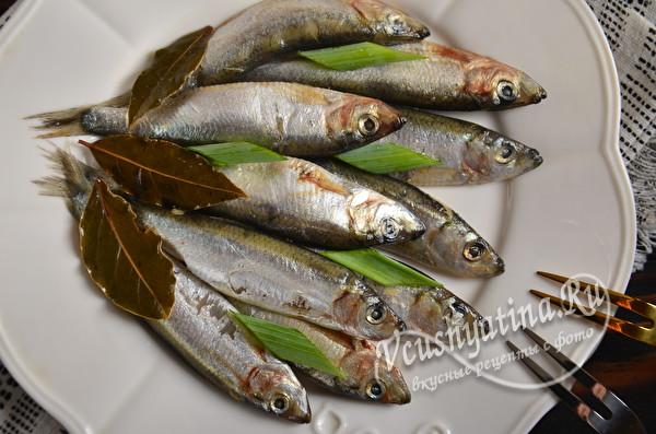 рыбка по-домашнему