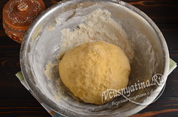 мягкое тесто