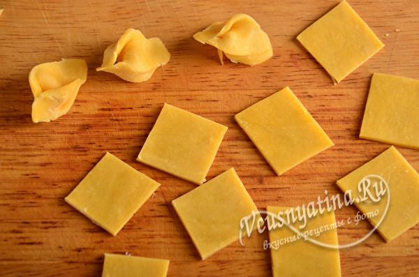 заготовки для супа