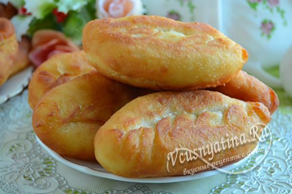 гороховые пирожки