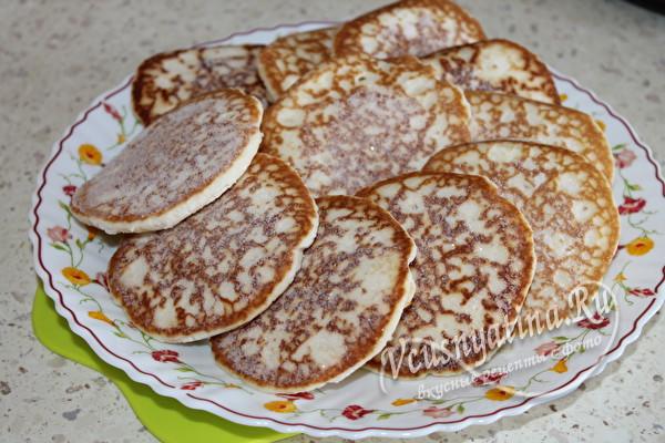 """Купила оладьи """"Солнцепек"""" из Карусели. Стоит ли покупать их на завтрак?"""