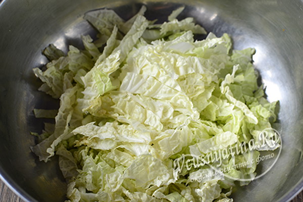 "Салат ""Стрелы амура"" с креветками - просто бомба, а не салат"
