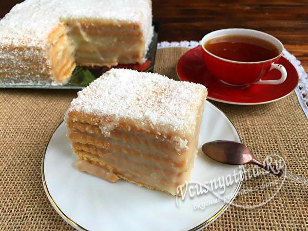 десерт - торт аля-тирамису