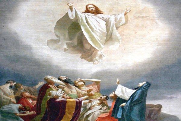Вознесение Иисуса