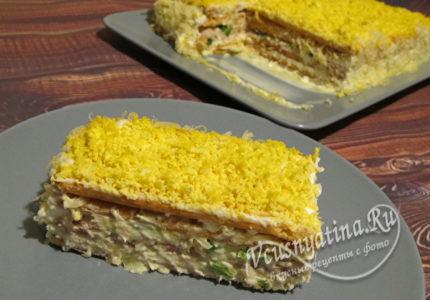 "Торт ""Мимоза"""