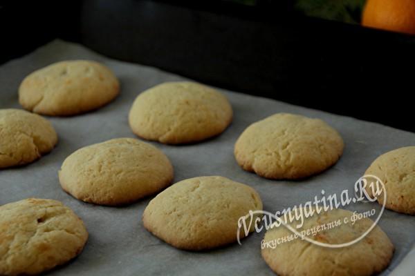 Супер вкусное печенье на желтках - тает во рту