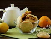 Печенье на желтках