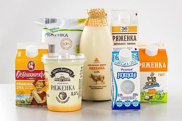 Как выбрать вкусную ряженку + рейтинг производителей напитка на 2020 год