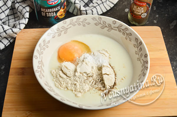 Сосиски в кляре на палочке - сытно и вкусно
