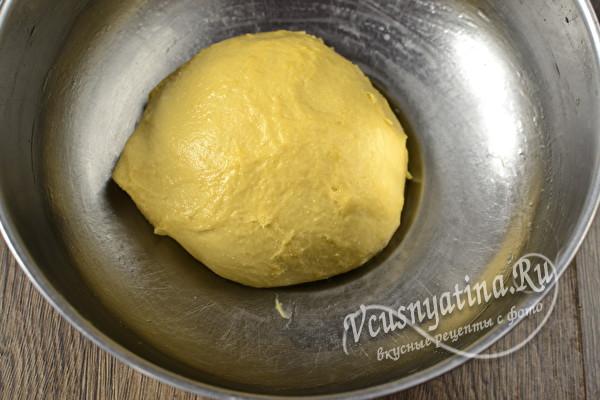 "Японский молочный хлеб ""Хоккайдо"" на заварном тесте"