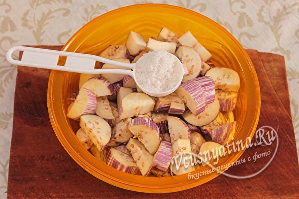 Салат Бакат на зиму без стерилизации - рецепт из баклажанов