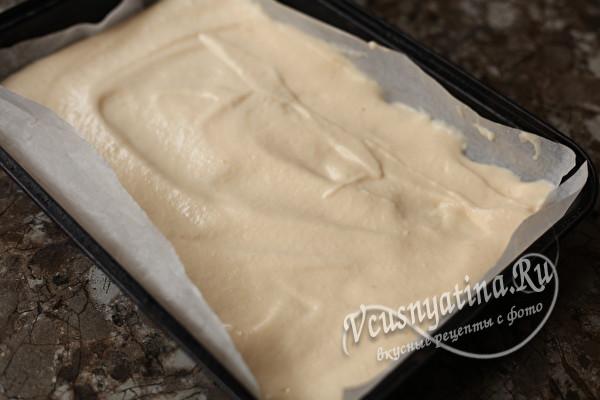 Бисквитный рулет Ураган - эффектное и вкусное угощение