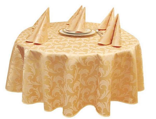 Домашний ресторан у Вас дома - выбираем скатерти и аксессуары на стол