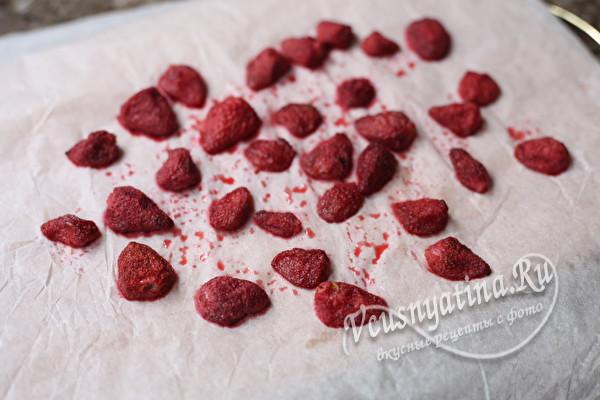 Сухое варенье из клубники – делюсь рецептом для духовки