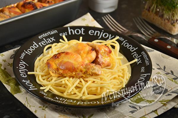 Кусочки курицы в медово-апельсиновом соусе - вкуснота для любого меню