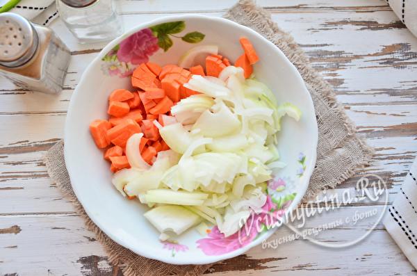 Лечо из зеленых помидор и перца, моркови и лука - хит сезона