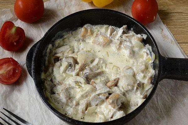 Рецепты приготовления жареных сыроежек на сковороде