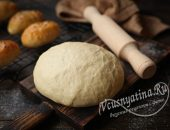 Быстрое тесто для пирожков за 15 минут с сухими дрожжами