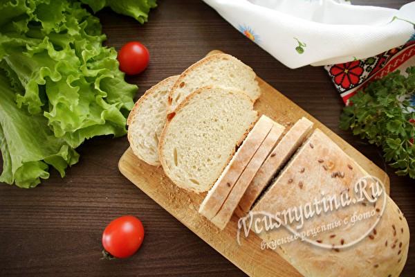 Хлеб на пиве в духовке - рецепт пышного и мягкого хлебушка