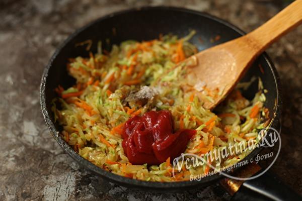 Кабачковая икра - приготовил и сразу съел
