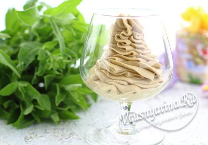 Творожный крем со сгущенкой