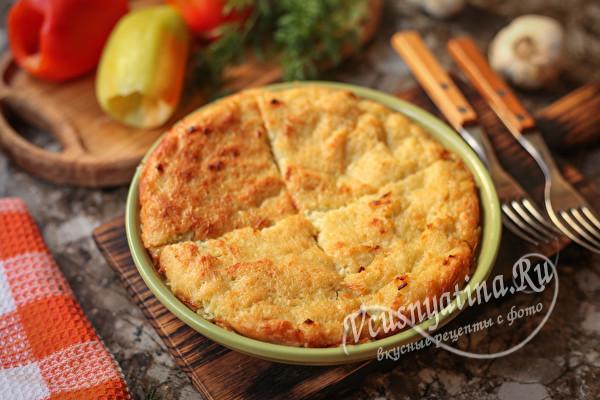 Картофельный кугель - прекрасный рецепт запеканки