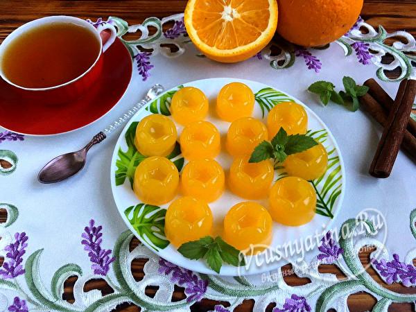 Мармелад из сока