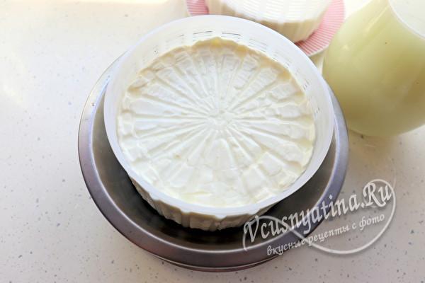 Сыр Моцарелла в домашних условиях - вкуснее чем в магазине