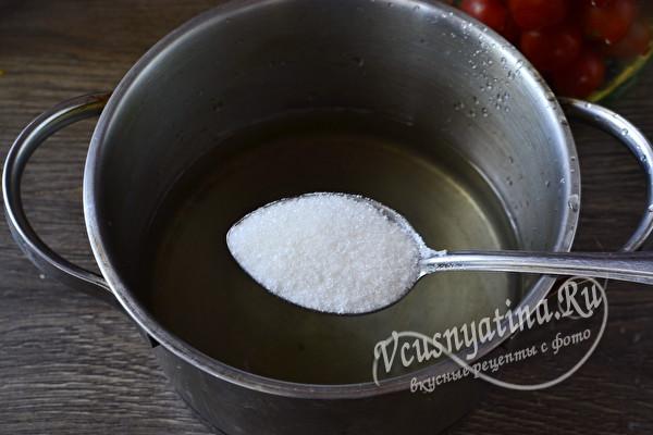 Помидоры черри на зиму - 6 самых вкусных рецептов без стерилизации
