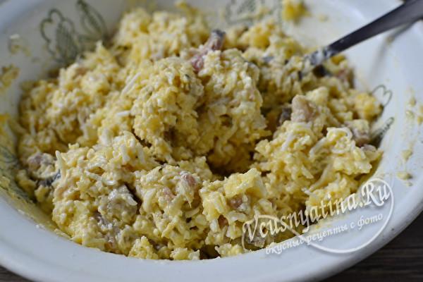 Шарики с селёдкой и картошкой в укропе – наивкуснейшая закуска