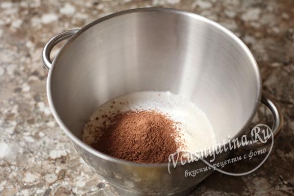 Научу готовить торт Красный бархат в домашних условиях