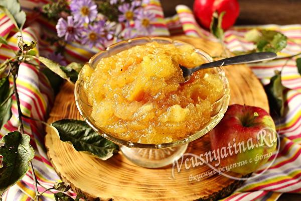 Невероятно вкусное яблочное варенье в микроволновке