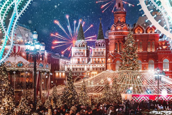 Будут ли новогодние ярмарки в Москве в 2020-2021 - где и когда