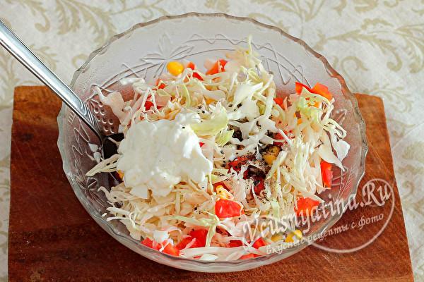 Салат «Бычок на лугу» к Новому 2021 – простой и вкусный