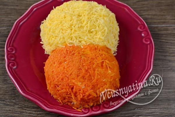 Салат Бык с ветчиной – вкусный и простой