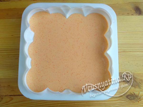 """Муссовый торт """"Ящик с мандаринами"""" – удивляем гостей на Новый год"""
