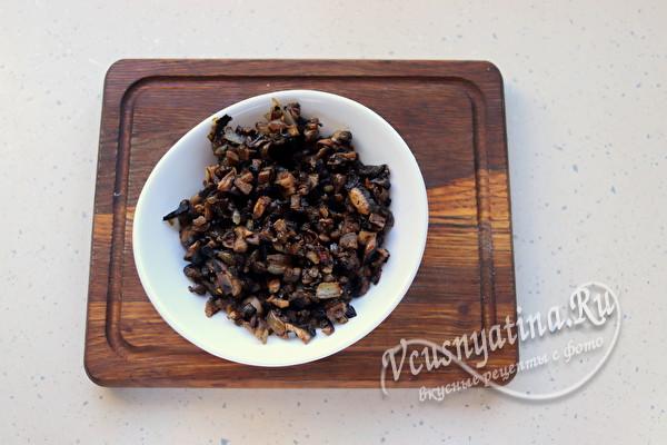 Картофельные котлеты с грибами внутри – безумно вкусно