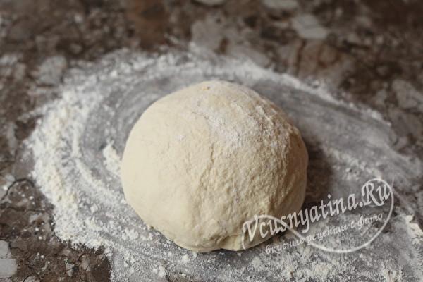 Чудо тесто на кефире и соде – подходит для любой выпечки