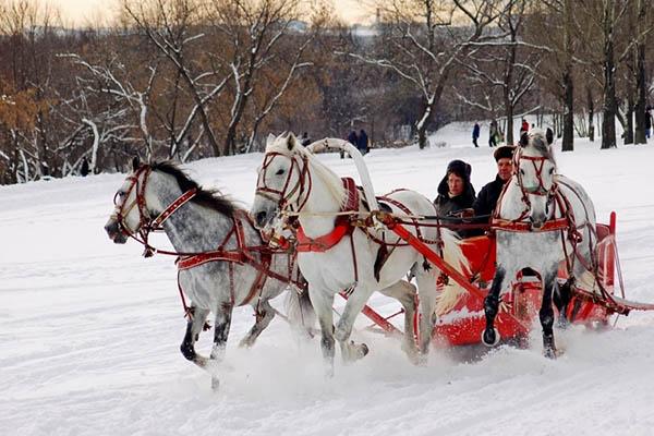 Когда и какого числа будут проводы русской зимы