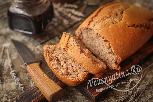 Постный пирог на чае по монастырскому рецепту